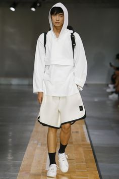 Y-3, Menswear, Париж