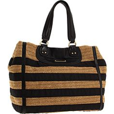 Juicy Couture Sunday Straw Tote