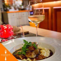 Déjeuner au Christine... à partir de 22€ NOUVEAUTE ! Un grand choix de vins au verre.