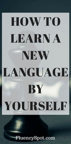 Learning languages by yourself can be tricky, it's very important to stay motivated. You need to know why you want to learn the language. Here you can find great 7 tips. learn language | learn language tips | learn language spanish | learn language free | learn languages fast | Learn Languages Online | Learn Language | Learn languages | Learn Languages | Learn: Language Arts | Learn: LANGUAGE (+Pre-Lang) | English | Spanish | French | German | Japanese | Russian | Italian #learnfrenchfast