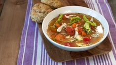 Big Batch Harvest Soup