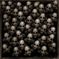 The dark fantasy art of Anton Semenov an illustrator and digital artist from Bratsk in Russia. We have a selection of his amazing digital creations. Dark Fantasy Art, Arte Horror, Horror Art, Anton, Art Sombre, Art Noir, Dark Artwork, 3d Cnc, Dark And Twisted