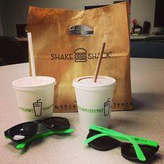 We are SO excited that @Shake Shack Boca is officially open for business! #shakeshack #bocamag #bocaraton #Burger #Milkshake