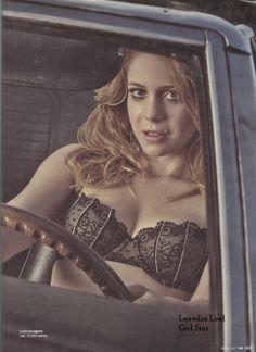 "Leandra Leal Girl Star: Que Mulher! Leandra Leal ""Revista Vip"""