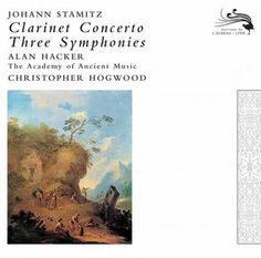 Stamitz Clarinet Concerto - Alan Hacker - Decca