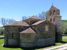 San Salvador de Cantamuda - Comarca de Cervera, Palencia. Luis Ignacio Merino RodriguezAmigos del Romanico
