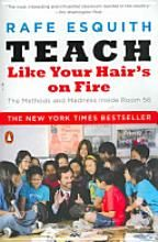 I read this for an Education class. It is an inspiring book for teachers. Rafe Esquith gets young students in a tough inner city school to believe in themselves. They participate in challenging tasks and produce remarkable work. His students are very successful.