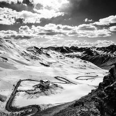 The Stelvio in all its Giro splendor
