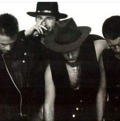 U2 - just love the Edge!