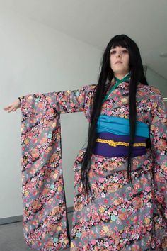 Character: Enma Ai. Anime: Jigoku Shoujo. Cosplayer: Rydia Valentine. Photographer: Natoto.
