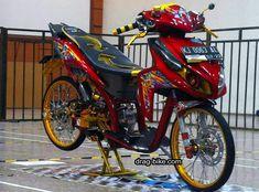 40 Best Mio Set Up Images Drag Bike Street Racing Vario 150
