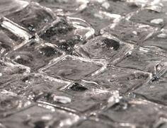 Fuoco 218 Metal Platinum Designer Murano Glass Italian Mosaic Tiles
