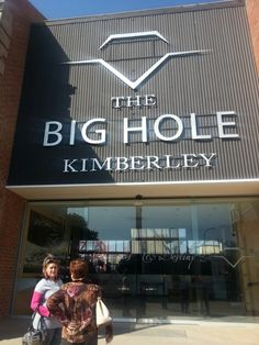 The biggest man made hole in SA