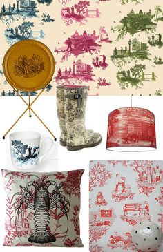 History of Modern Toile (Part 2)