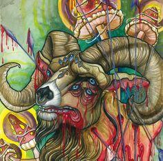 Картинки по запросу deep bass nine goat