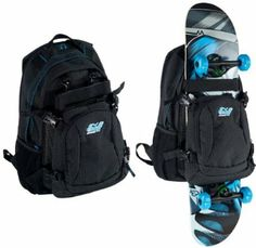 254fb19f3fe3 Enuff Pro Skateboard Bag Backpack