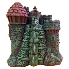 Masters of the Universe Castle Grayskull Statue