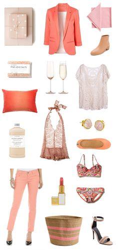 shades-of-pink #tieks #flats