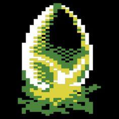 8-Bit ALIEN EGG
