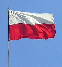 Polish Flag Polska Flaga x x Football Home Garden Parties Poland Facts, Holidays In May, Poland Flag, Countries And Flags, Visit Poland, Custom Flags, Poland Travel, This Is A Book, Mariana
