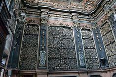 KościółSan Bernardino alle Ossa Louvre, San, Building, Travel, Viajes, Buildings, Destinations, Traveling, Trips