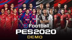 eFootball PES 2020 demo is officially available for gamers on the PlayStation 4 . Juventus Fc, Cell Phone Game, Phone Games, Ps4 Or Xbox One, Xbox 1, Playstation, Arsenal Fc, Lionel Messi, Trailers