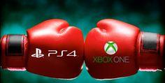 PlayStation 4 gana la batalla (otra vez) en octubre - http://yosoyungamer.com/2014/11/playstation-4-gana-la-batalla-otra-vez-en-octubre/