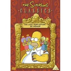 http://ift.tt/2dNUwca | Simpsons - Classics - The Last Temptation Of Homer | #Movies #film #trailers #blu-ray #dvd #tv #Comedy #Action #Adventure #Classics online movies watch movies  tv shows Science Fiction Kids & Family Mystery Thrillers #Romance film review movie reviews movies reviews