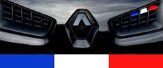 Renault Sport Megane French Flag Gloss Vinyls R26 / 225