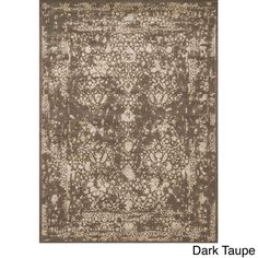 Emerson Antique/ Multi Rug (7'6 x 10'5) - Overstock Shopping - Great Deals on Alexander Home 7x9 - 10x14 Rugs
