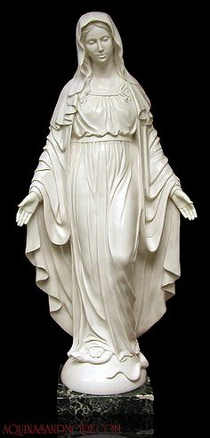 Our Lady of Grace 36 Statue