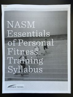 Passing the NASM Certified Personal Training Exam - Erins Inside Job Health , Adolescent Health , Ch Gym Personal Trainer, Personal Training Studio, Personal Fitness, Trainer Fitness, Fitness Fun, Fitness Gear, Fitness Diet, Treadmill Workouts, Larissa Reis