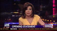 """Judge Jeanine Pirro Slams Jihadi Mom: """"Lady, You Shouldn't Be Allowed Here"""" Opening Stmt - 4-27-13"""