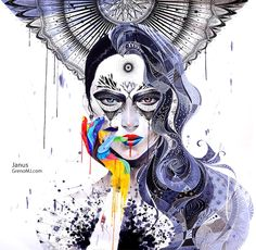 Minjae Lee's Intricate New Illustrations