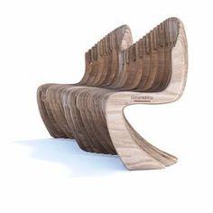 CONTOUR   parametrica Chair, Bench, Furniture, Home Decor, Decoration Home, Room Decor, Benches, Home Furniture, Interior Design