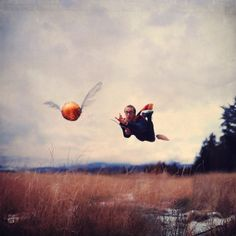 Q is for Quidditch by Boy_Wonder, via Flickr