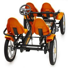 Cool Stuff We Like Here @ CoolPile.com ------- << Original Comment >> ------- The Touring Quadracycle