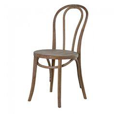 Bistro Oak Dining Chair