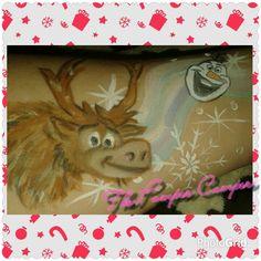 One of my frozen  designs