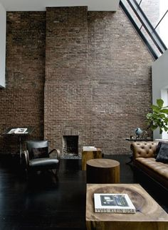 A loft in NYC