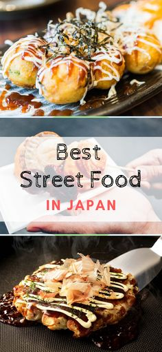 Best Street Food in Japan - List of the best food recipe Japan Street Food, Best Street Food, Food Japan, Japanese Food Dishes, Japenese Food, Ramen Dishes, French Dishes, International Recipes, I Foods