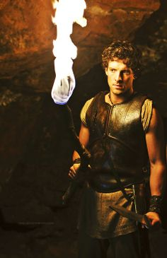 Jason, really Merlin-like - Atlantis