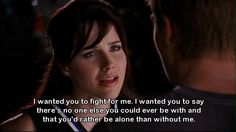 one tree hill --I might have pinned this before but it's my fav oth quote