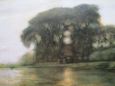 Piet Mondriaan  --   Duivendrecht?  1905