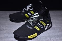 0ada7868f14ab Limited OFF-WHITE x Adidas nmd boost runner
