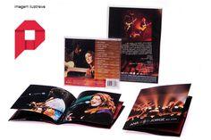 Confira nossos preços para impressão de encartes para CD e DVD. Imprimimos adesivo para CD também. https://www.papira.com.br/encarte-para-cd-dvd.html