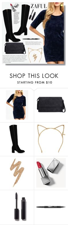 """""""ZAFUL!"""" by clumsy-dreamer ❤ liked on Polyvore featuring Tasha, Urban Decay, Burberry, Chanel, Charlotte Russe and vintage"""
