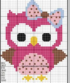 1 Million+ Stunning Free Images To Use A - Diy Crafts Cross Stitch Owl, Butterfly Cross Stitch, Cross Stitch Animals, Cross Stitch Designs, Cross Stitching, Cross Stitch Embroidery, Embroidery Patterns, Cross Stitch Patterns, Loom Patterns