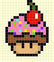 Resultado de imagen para hama beads patrones minecraft Pixel Art Noel, Easy Pixel Art, Pixel Art Grid, Pixel Art Templates, Perler Bead Templates, Diy Perler Beads, Graph Paper Drawings, Graph Paper Art, Pixel Pattern