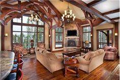 5 O' Clock Lodge - 7BR Home + Private Hot Tub, Breckenridge, Colorado